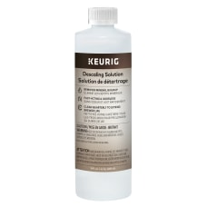 Keurig Brewer Descaling Solution 175 Cups