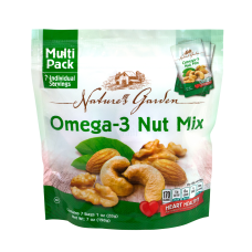 Natures Garden Omega 3 Nut Mix