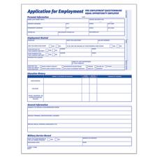 Adams Application For Employment 8 12