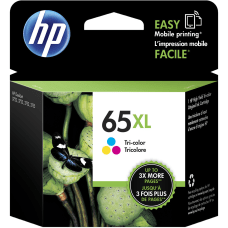 HP 65XL High Yield Original Ink