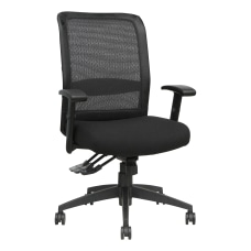 Lorell Mesh High Back Multifunction Chair