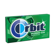 Orbit Gum Spearmint 05 Oz
