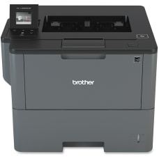 Brother HL L6300DW Laser Monochrome Printer