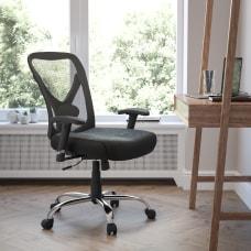Flash Furniture HERCULES Mesh Mid Back