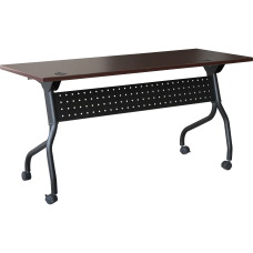 Lorell Flip Top Training Table 48