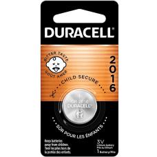 Duracell 3 Volt Lithium 2016 Coin