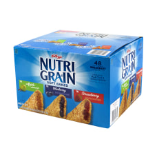 NUTRI GRAIN Soft Baked Breakfast Bars