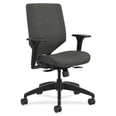 HON Solve Task Chair Charcoal