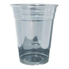 Edris Plastics PET Cups 16 Oz