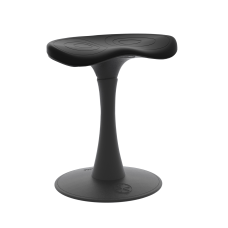 Safco Fidget Active Stool 18 Black