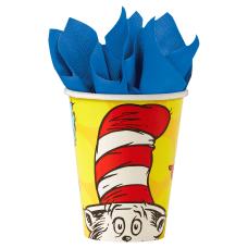 Amscan Dr Seuss Paper Cups 9