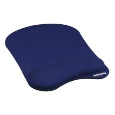 Kensington Mouse PadWrist Pillow Blue