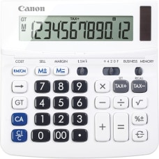 Canon TX 220TSII Portable Calculator
