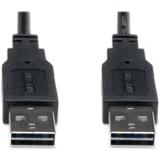 Tripp Lite Universal Reversible USB 20