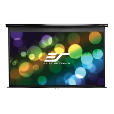Elite Screens Manual Series 92 INCH