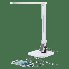 Lorell LED Smart USB Desk Lamp