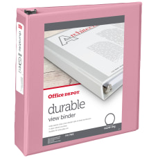 Office Depot Brand Durable View 3