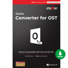 Stellar Converter For OST Corporate Download