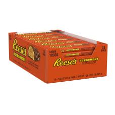Reeses NutRageous Bars 166 Oz Box