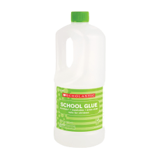 Scholastic Liquid Glue 324 Oz Clear