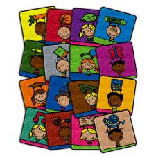 Flagship Carpets School Kids Carpet Squares