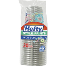 Hefty 18 oz EZ Grip Cups