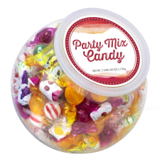 Cyber Sweetz Party Mix Candy Bowl