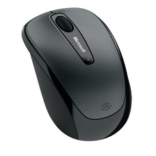 Microsoft 3500 Wireless Mobile Mouse Gray