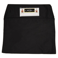 Seat Sack Organizers Medium 15 Black