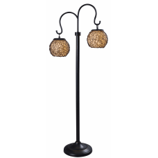Kenroy Home Castillo Outdoor Floor Lamp