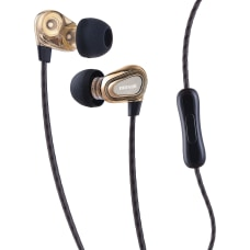 Maxell Dual Driver Earbuds Stereo Wired
