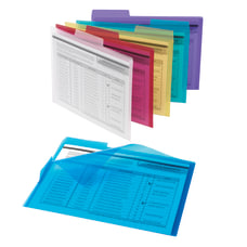Office Depot Brand Poly Project Tab