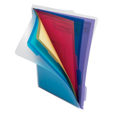 Office Depot Brand 5 Folder Poly