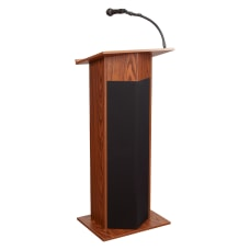 Oklahoma Sound The Power Plus Lectern