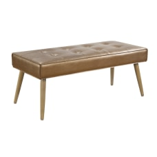 Ave Six Amity Bench Sizzle CopperLight