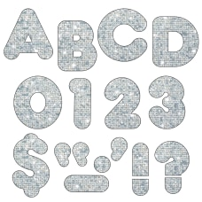 TREND Ready Letters Casual 3 Silver