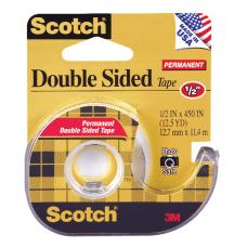 Scotch 137 Photo Safe Double Sided