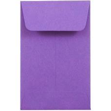 JAM Paper Coin Envelopes 1 Gummed