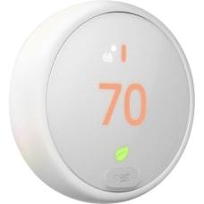 Google Nest Thermostat E White