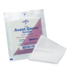 Medline Non Sterile Woven Gauze Sponges