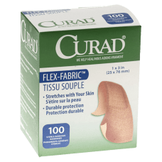 Medline Adhesive Flex Fabric Bandages 1