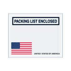 Office Depot Brand Packing List Envelopes