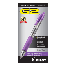 Pilot G2 Retractable Rollerball Pens Extra