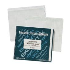 Ekonomik Financial Record Summary 8 34
