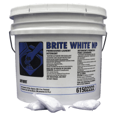 SKILCRAFT Brite White NP Laundry Packets