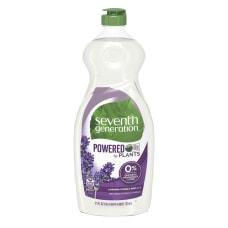 Seventh Generation Natural Dish Liquid 25
