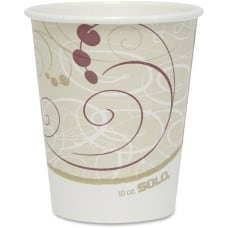 Solo Cup Poly Lined Hot Paper
