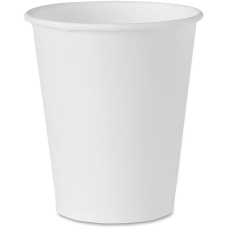 Solo Water Cup 4 Oz White