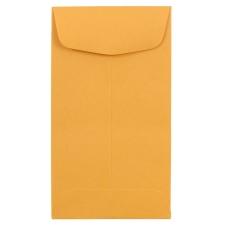 JAM Paper Coin Envelopes 6 Gummed