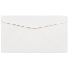 JAM Paper Booklet Envelopes With Gummed